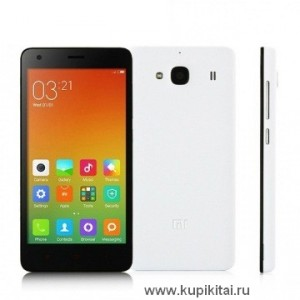 "Смартфон Xiaomi Redmi 2A Prime Mobile Phone Dual SIM L1860C Quad Core 4.7"" 1280*720p 2GB RAM 16GB ROM 8MP MIUI 6"