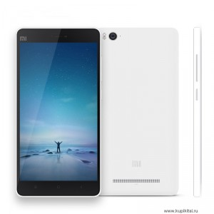 Смартфон XIAOMI Mi4C 16GB- 4G LTE Snapdragon 808 64bit Hexa Core 5.0 Inch IPS FHD Screen HiFi 5+13MP MIUI 7